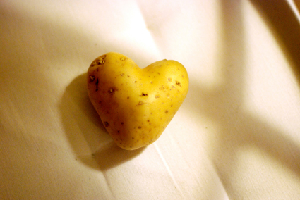 coeur-patate
